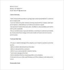 Sales Analyst Resume Marketing Analyst Resume Template 16 Free Samples