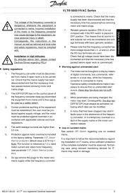 vlt 6000 hvac series contents pdf consequently the instructions in this manual as well as national and local rules and