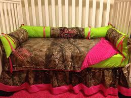new camo crib bedding sets