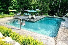homemade inground pool pool cost pool in ground swimming pool designs how to build a swimming