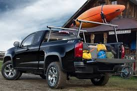 Kayak Racks for Your Chevy Truck Bed