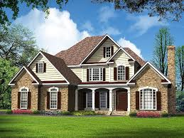 traditional house plans. Traditional Home Design, 019H-0151 House Plans A