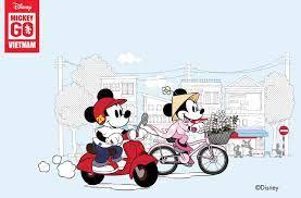 Phát sốt với hàng loạt ảnh chuột Mickey tại Việt Nam