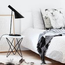 louis poulsen modern aj table bedside reading lamp by arne jacobsen