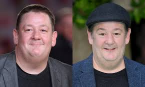 During their marriage the couple welcomed a son, michael joseph pennington jr but in 2006 the couple called time on their relationship. Johnny Vegas Confirms Split From Wife Of Seven Years Maia Dunphy Hello