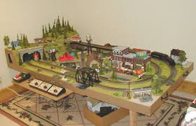 complete information on n scale model trains