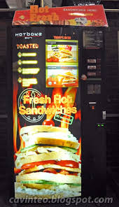 Vending Machine Forum Beauteous Entree Kibbles Fresh Hot Halal Sandwiches From A Vending Machine