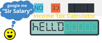 average salary calculator income tax calculator uk 2018 2019