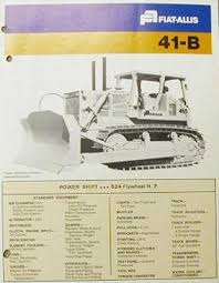 book fiat allis wheel loader specs pdfsdocumentscom pdf fiat allis specifications fiat allis hd 41b spec sheet 2008