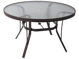 decoration in round glass patio table inexpensive modern patio furniture ashleyornot exterior remodel images