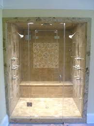 glass shower enclosures 1 custom steam glass shower doors northern frameless glass shower enclosures cost