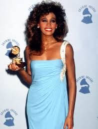 Whitney Houston Hairstyles Whitney Houstons Emmy And Iconic Costumes To Go Up For Auction