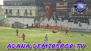 Keçiörengücü 1-3 Adana Demirspor maç özeti - YouTube