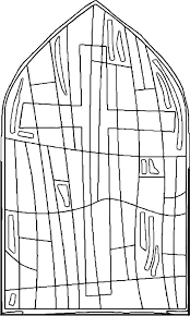 New Stained Glass Coloring Page Wecoloringpagecom
