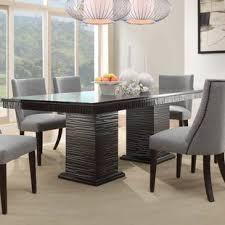 Gray kitchen table White Cadogan Extendable Dining Table Wayfair 42 42 Dining Table Wayfair