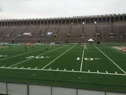 Unh Wildcat Stadium Seating Chart Harvard Stadium Section 27 Row M Home Of Harvard Crimson