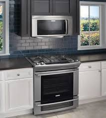 Appliances: Electrolux Over The Range Microwave Oven Combo  Pinterest