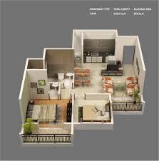 Small House 2 Bedroom Small House 2 Bedroom Floor Plans Shoisecom
