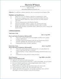 Sample Law Clerk Resume Bitacorita