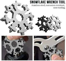 Hete-supply 20-in-1 <b>Snow</b> Key Tool <b>Multifunction</b> Tools Stainless ...