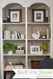 Living Room Bookcases Built In Accessories Lovable Living Room Bookshelf Decorating Ideas Diy
