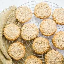 easy sugar free oatmeal cookies low carb gluten free