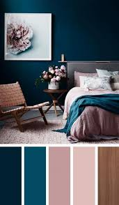 loving these colours for the bedroom