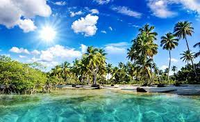 Tropical Landscape Wallpapers - Top ...