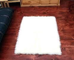 grey faux sheepskin rug faux fur rug gorgeous bedroom design astounding fantastic faux sheepskin area rug
