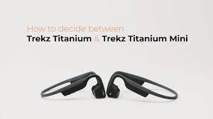 Aftershokz Deciding Between Titanium Regular Or Mini
