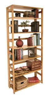 67 inch folding bookcase