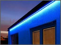home led strip lighting. exterior led strip lighting building faceon 12 volt rope light home t
