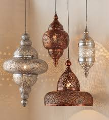 Large Moroccan Pendant Light Moroccan Hanging Lamp Collection Bohemian Style Home