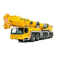 Ltm 1300 6 2 Load Chart All Terrain Cranes Alfaris
