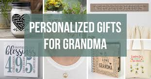9 personalized gifts for grandma from grandkids for mother s day making manzanita