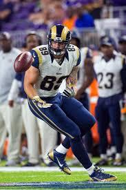La Rams Te Depth Chart Impact Rookies Los Angeles Rams
