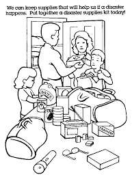 Coloring pages of homes for all sorts of creatures. Coloring Pages Of Be Safe Coloring Home