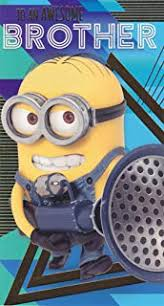 Minions Happy Card Danilo Birthday Pictures Www Picturesboss Com