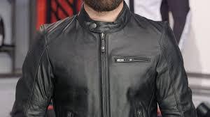 flatbush vintage leather jacket review at revzilla com you