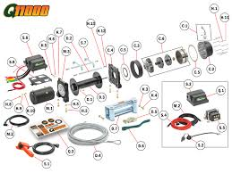 bulldog winch wiring diagram wirdig diagram together mile marker hydraulic winch wiring diagram also
