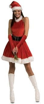 Womenu0027s Sexy Santa Costume RU25520