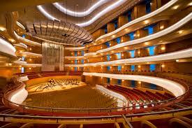 Walt Disney Concert Hall Seating Chart Pdf