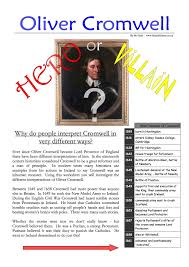 was cromwell a hero or a villain worksheet year study guide was cromwell a hero or a villain
