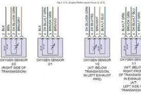 bosch 5 wire o2 sensor wiring diagram wiring diagram oxygen sensor wiring diagram ford at 2005 Expedition O2 Sensor Wiring Diagram