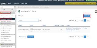 Protecting WordPress wp-admin server wide in WHM with cPanel ...