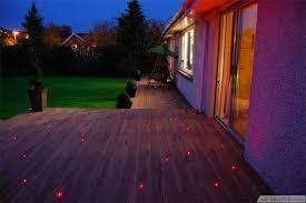 exterior deck lighting. Lighting The Deck With Fascinating Stars On Floor Exterior