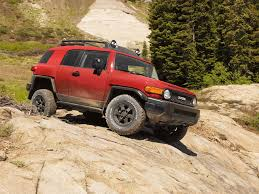 2012 Toyota FJ Cruiser Trail Teams Special Edition Review - Top Speed