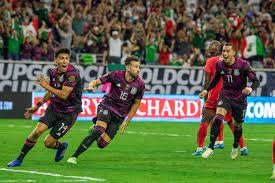 Mexico top Canada in final seconds