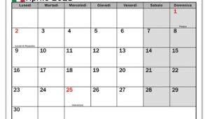 Calendario Giugno 2018 Da Stampare