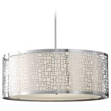 full size of light zoom kitchen drum pendant chandelier modern light with white glass in chrome